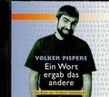 Ein Wort ergab das andere, 1 CD-Audio