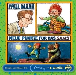Neue Punkte für das Sams, 1 CD-Audio