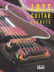 Jazz Guitar Secrets, m. Audio-CD