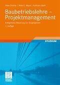 Baubetriebslehre: Projektmanagement