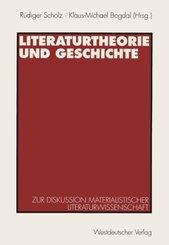Literaturtheorie und Geschichte