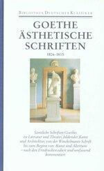 Sämtliche Werke, Briefe, Tagebücher und Gespräche: Ästhetische Schriften 1806-1815; 1. Abteilung: Sämtliche Werke; 19