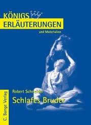 Robert Schneider 'Schlafes Bruder'