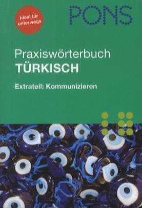 PONS Praxiswörterbuch Türkisch