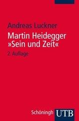 Martin Heidegger 'Sein und Zeit'
