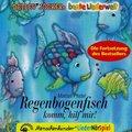Regenbogenfisch, komm hilf mir!, 1 Audio-CD