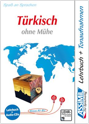 Assimil Türkisch ohne Mühe: Lehrbuch und 4 CD-Audio