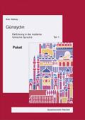 Günaydin: Lehrbuch m. Schlüssel u. Wörterverzeichnis sowie 4 Audio-CDs; Tl.1