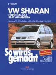 VW Sharan, Ford Galaxy, Seat Alhambra ab 1995