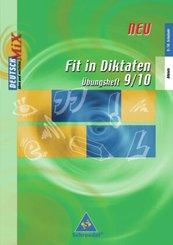 Fit in Diktaten, Übungshefte (RSR 2006): 9./10. Schuljahr