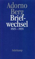 Briefwechsel 1925-1935