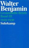 Gesammelte Briefe, 6 Bde.: 1925-1930; Bd.3