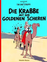 Tim und Struppi - Die Krabbe mit den goldenen Scheren