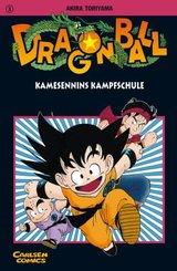 Dragon Ball - Kamesennins Kampfschule