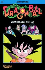 Dragon Ball - Uranai Babas Krieger