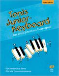 Tonis Junior Keyboard  ab 5 Jahre; .