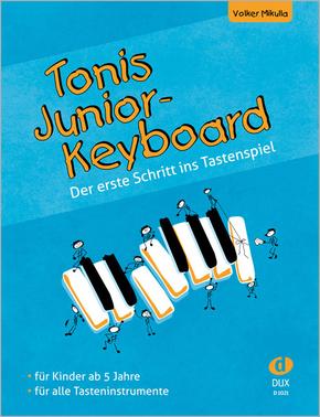 Tonis Junior Keyboard