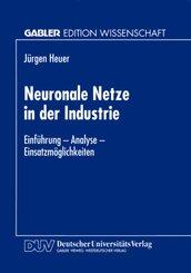 Neuronale Netze in der Industrie