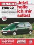Jetzt helfe ich mir selbst: Renault Twingo (ab September '93 - September '98); Bd.206