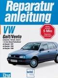 VW Golf/Vento, Diesel/Turbodiesel, 64 und 75 PS (ab Baujahr 1991), TDI, 90 PS (ab Baujahr 1994), TDI, 110 PS (ab Baujahr