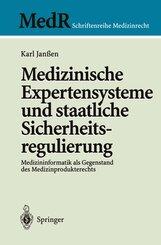 Medizinische Expertensysteme und staatliche Sicherheitsregulierung