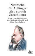 Nietzsche für Anfänger, Also sprach Zarathustra