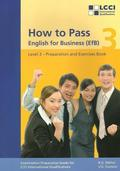 How to Pass, English for Business: Third Level; Bd.3