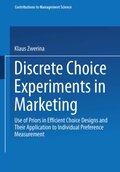 Discrete Choice Experiments in Marketing