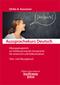 Aussprachekurs Deutsch: Textbuch und Übungsbuch