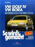 So wird's gemacht: VW Golf IV, VW Bora; Bd.111