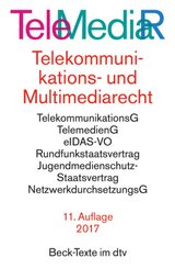 Telekommunikations- und Multimediarecht (TeleMediaR)