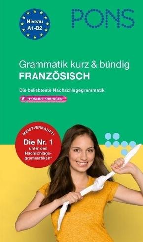 PONS Gramm. kurz & bündig Franz.