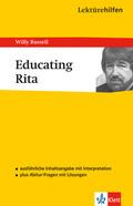 Lektürehilfen Willy Russell 'Educating Rita'