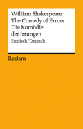 The Comedy of Errors / Die Komödie der Irrungen
