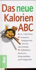 Das neue Kalorien ABC