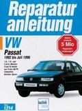 VW Passat, Baujahr 1992 bis Juli 1996