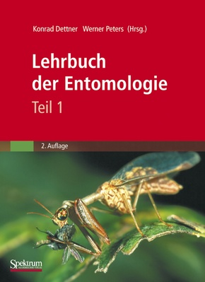 Lehrbuch der Entomologie, 2 Bde.