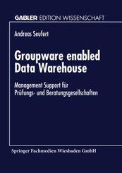 Groupware enabled Data Warehouse