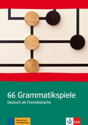 66 Grammatik-Spiele Deutsch als Fremdsprache