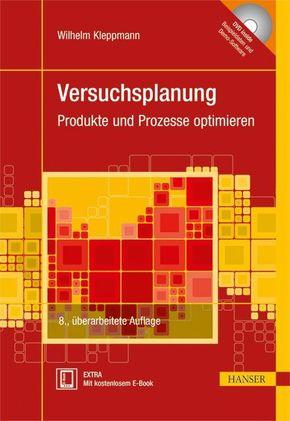 Taschenbuch Versuchsplanung, m. DVD-ROM