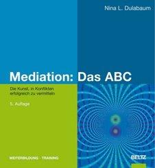 Mediation, Das ABC