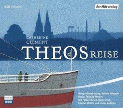 Theos Reise, 4 Audio-CDs