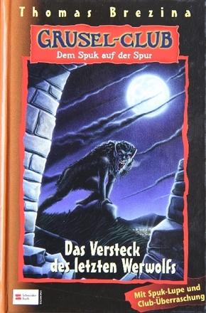 Brezina, Versteck d. Werwolfs