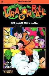 Dragon Ball - Der Kampf gegen Nappa; Volume 2