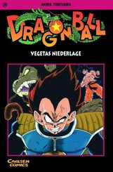 Dragon Ball - Vegetas Niederlage