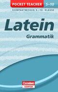 Latein Grammatik