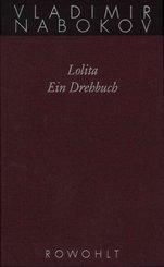 Lolita, Ein Drehbuch