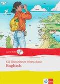 ELI illustrierter Wortschatz Englisch, m. CD-ROM