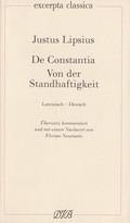 Von der Standhaftigkeit - De Constantia