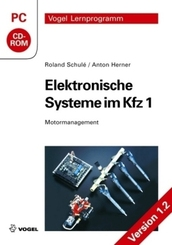 Elektronische Systeme im Kfz 1.2, 1 CD-ROM - Tl.1